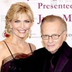 Larry King + Shawn Southwick E! entertainment