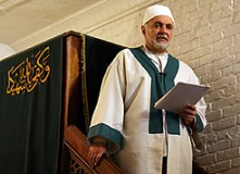 Amam Feisal  Abdul Rauf by Tom A. Peter / The Christian Science Monitor / Getty Images